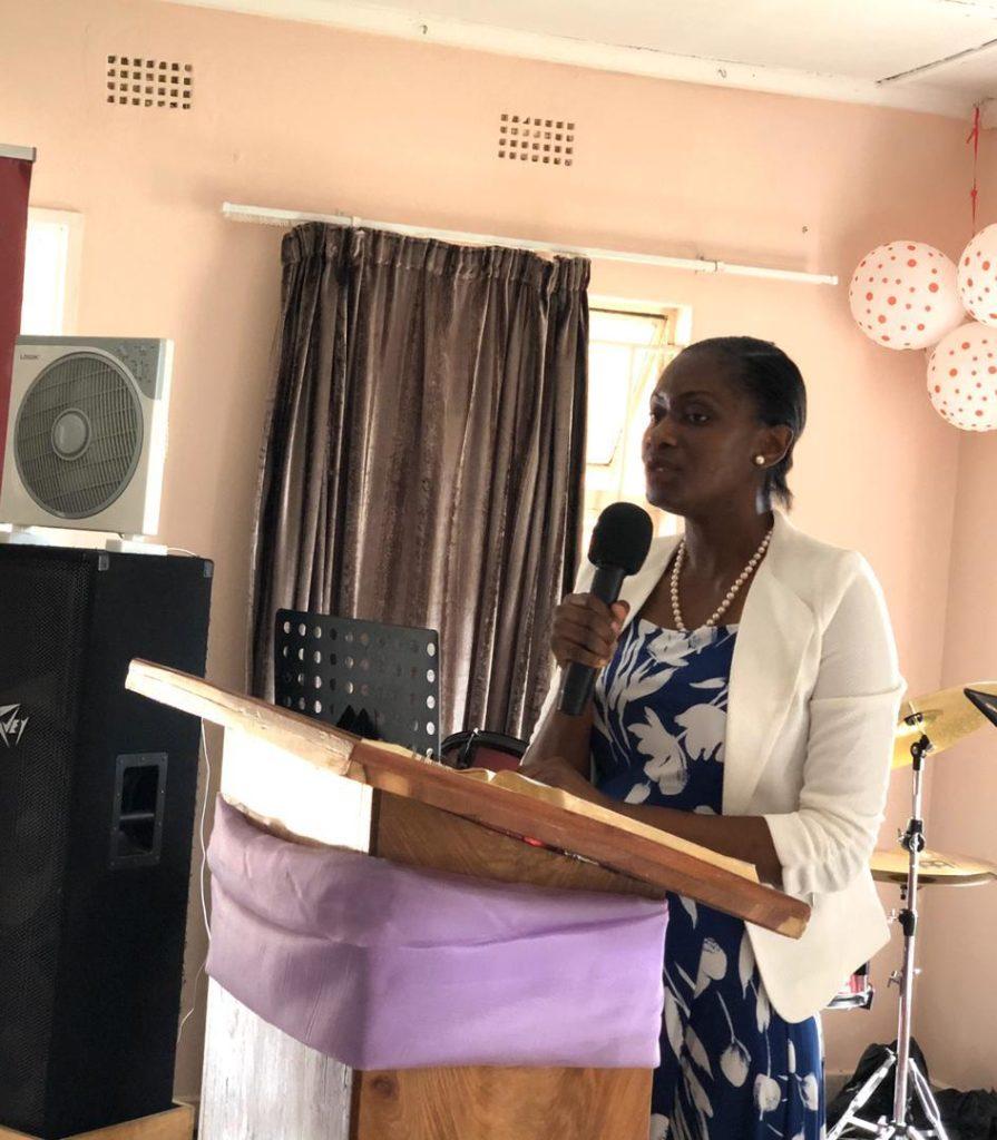 Deaconess Diana Sichalwe