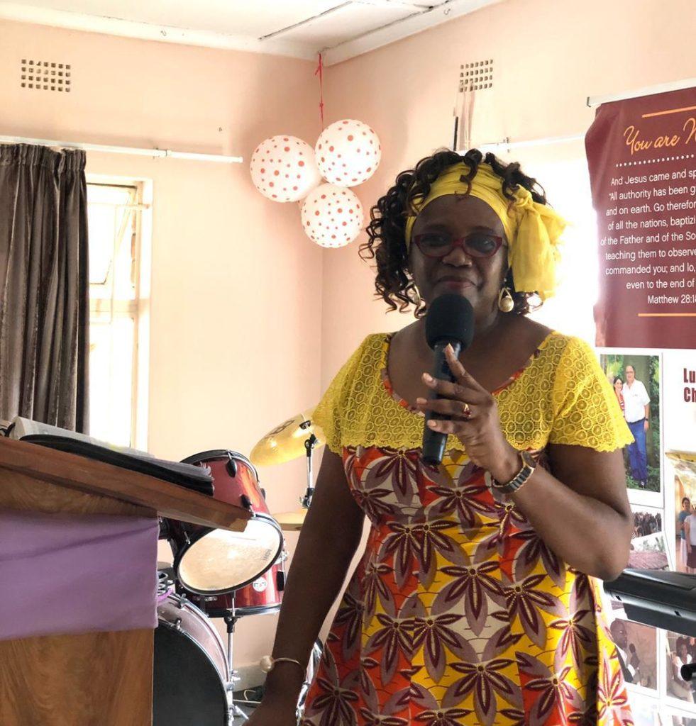 Deaconess/ Prophetess Kathryn Mwondela